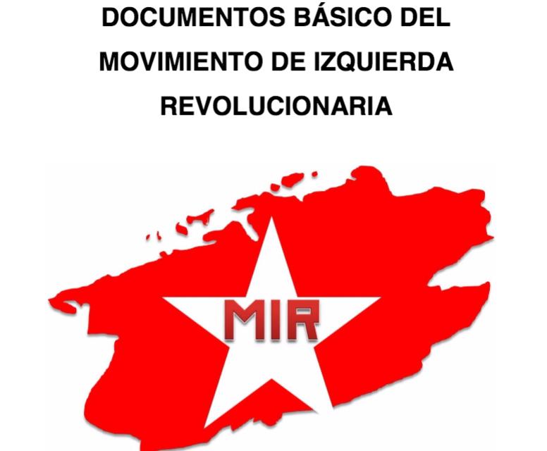 Programa y Estatutos aprobados en Congreso Fundacional