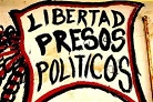 ¡PRESOS POLÍTICOS, LIBERTAD!