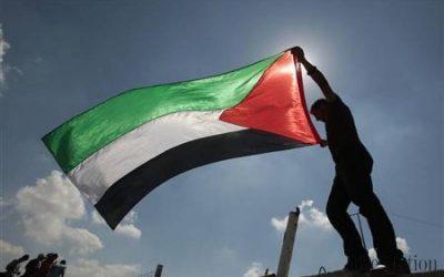 ¡JERUSALÉN ES LA CAPITAL DE PALESTINA!