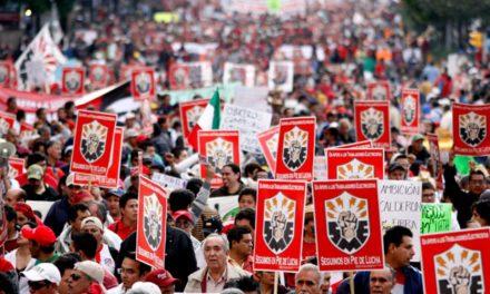 BIENVENIDO EL PROLETARIADO: UNA NUEVA ESCALA DEL MOVIMIENTO OBRERO