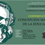 Conferencia: Concepción Marxista de la Educación