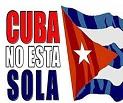 Solidaridad con Cuba.