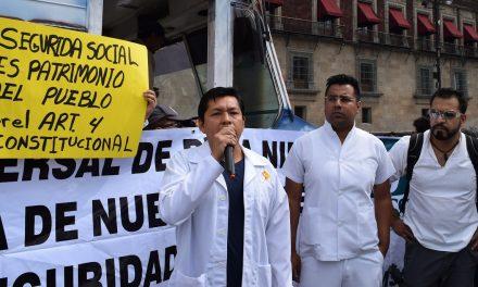 En Defensa del Derecho a la Salud y a la Seguridad Social