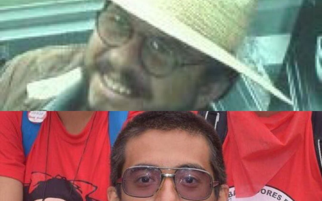 Libertad para Carlos y Hugo