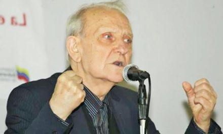 Una crisis estructural del sistema. Entrevista a István Mészáros
