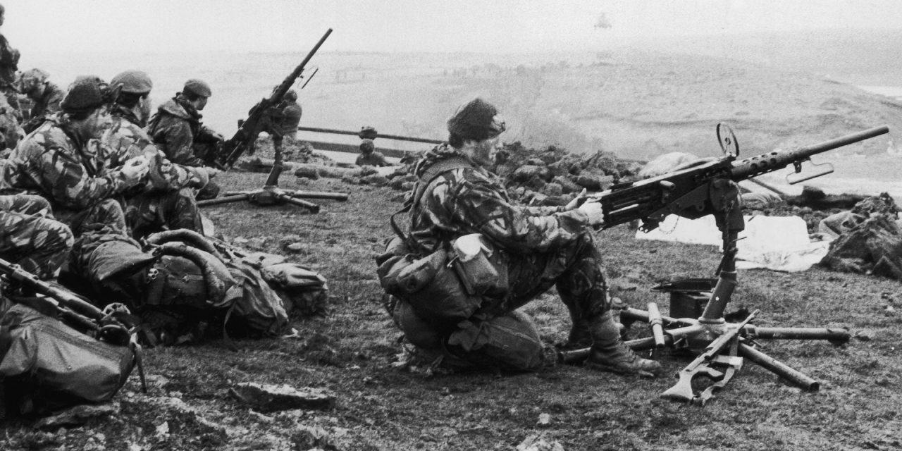 La guerra contemporánea. Notas para su análisis