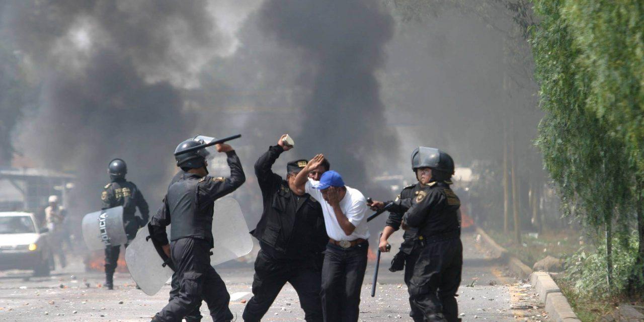 Pronunciamiento en contra de la Ley de Seguridad Interior en México