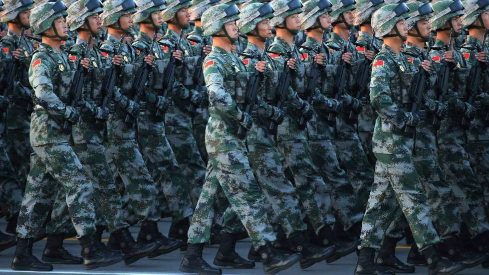Incremento del gasto militar Chino, ¿antídoto para los tambores de guerra de Estados Unidos?