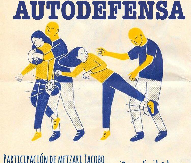 Café Feminista: Charla Autodefensa