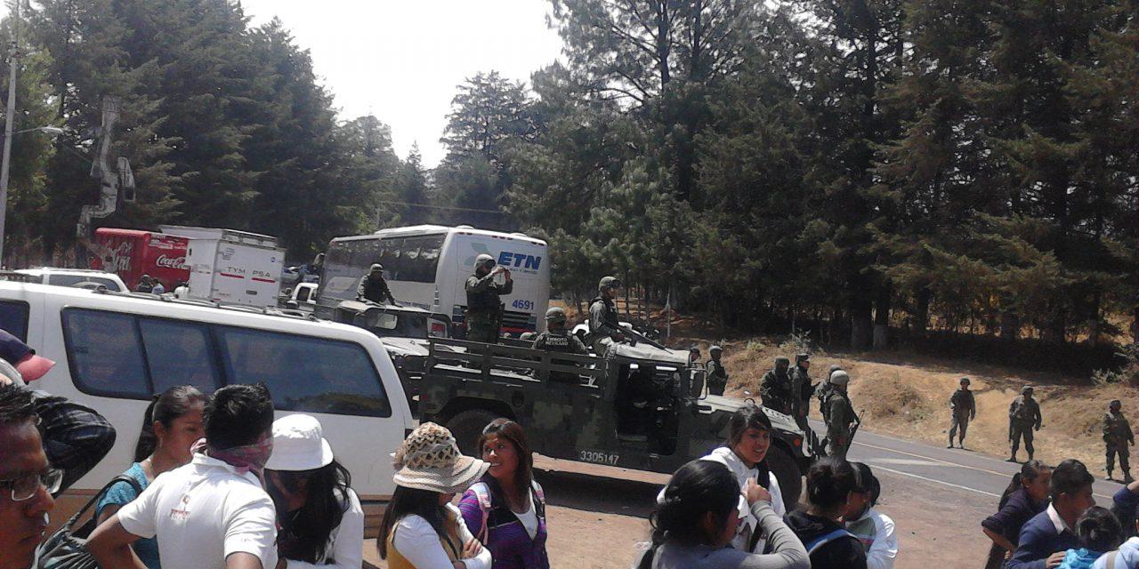 Terrorismo de Estado en Michoacán