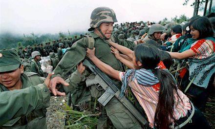 LA MILITARIZACIÓN Y LA VIOLENCIA CONTRA LAS MUJERES