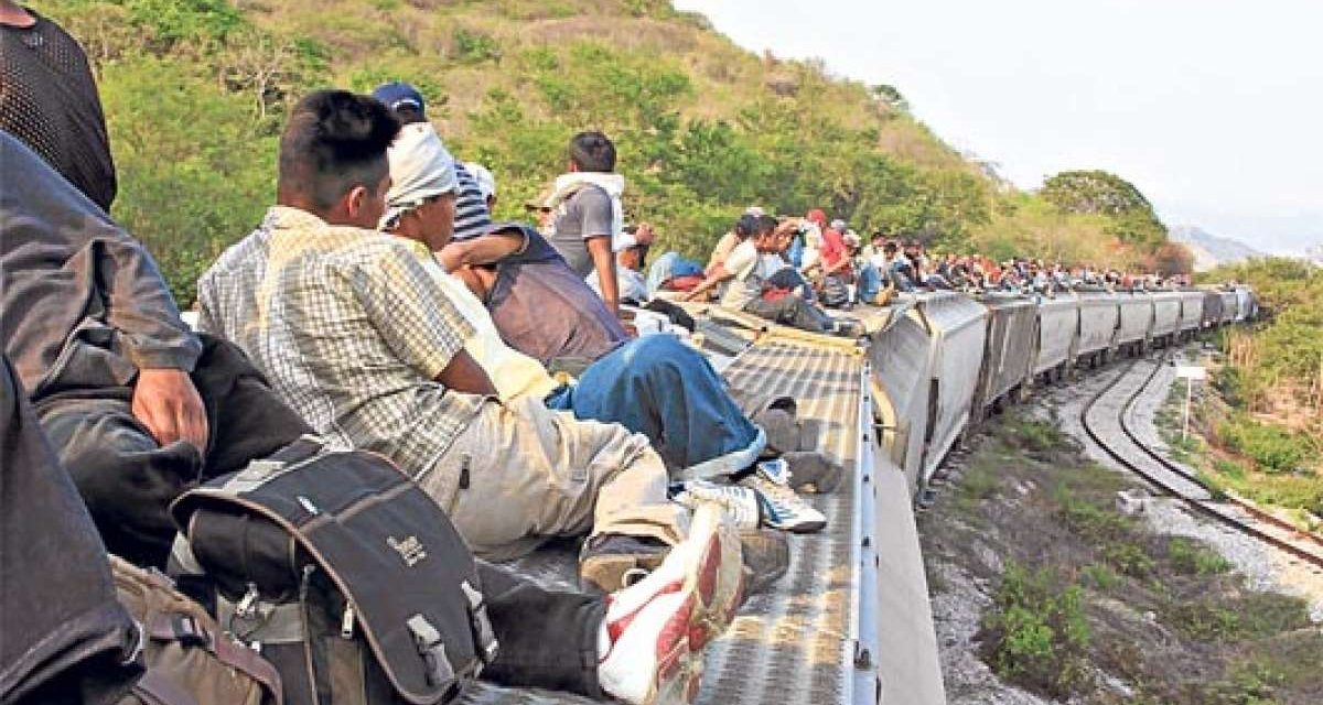 Las y los migrantes