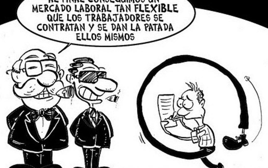 La flexibilización laboral, el pacto originario