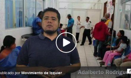 EL DERECHO NO GARANTIZADO A RECIBIR SALUD
