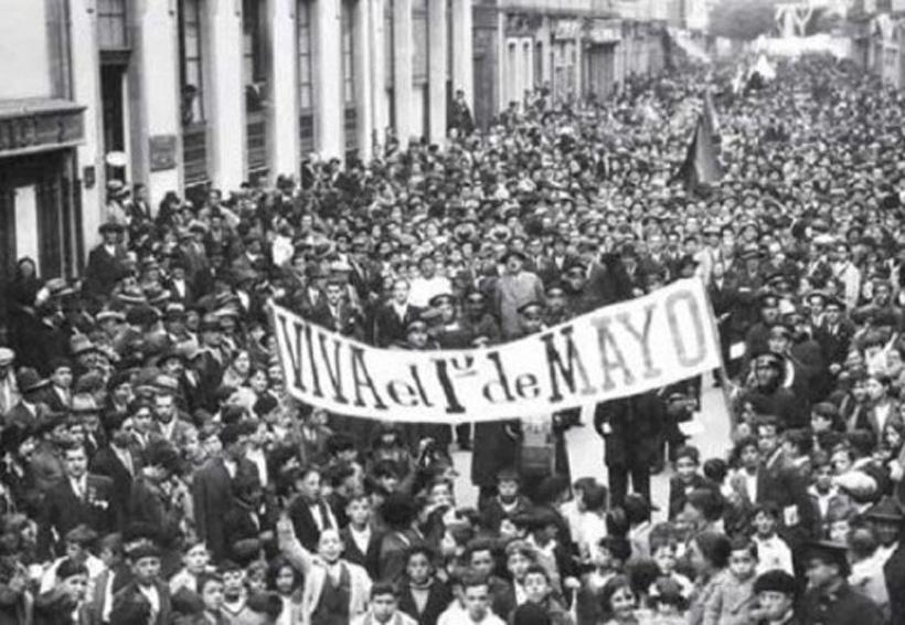Del 1 de mayo de 1886 al 1 de mayo 2018: El trabajador y la trabajadora seguimos en la miseria