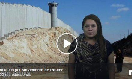El muro de palestina