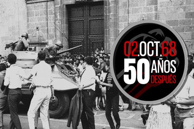 MANIFIESTO: A 50 AÑOS DEL 68 EN MÉXICO