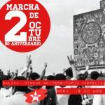 Marcha 2 de Octubre, por los caídos