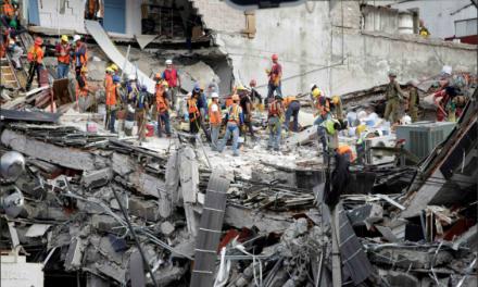 Desolación y despojo. Destino de los damnificados y damnificadas de los sismos de septiembre de 2017