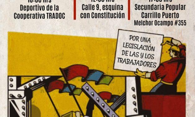 FORO: POR EL RESCATE DE LOS DERECHOS LABORALES