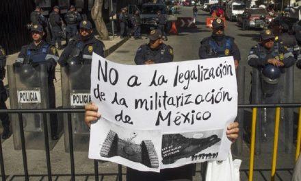 La guardia nacional y la peligrosa continuidad del militarismo