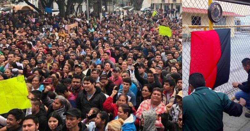 Solidaridad con la huelga obrera de Matamoros
