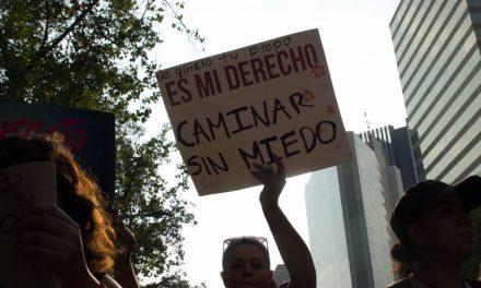 Posicionamiento sobre el llamado nacional de denuncia por el secuestro de mujeres en espacios públicos