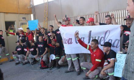Apoyo total a los obreros huelguistas en Matamoros