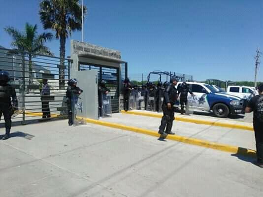 Alto al hostigamiento policial que mantiene sitiado a los trabajadores de ACM