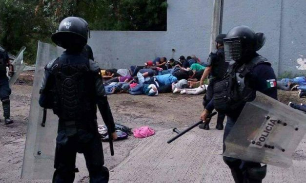 LA VIOLENCIA EN MÉXICO BAJO EL CAPITALISMO