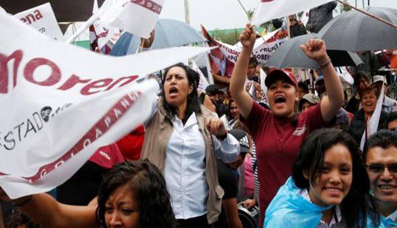 Morena Baja California: Como cuando todavía no gobiernas y ya hiciste un cochinero