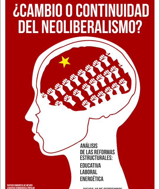 FORO NACIONAL  ¿CAMBIO O CONTINUIDAD DEL NEOLIBERALISMO?