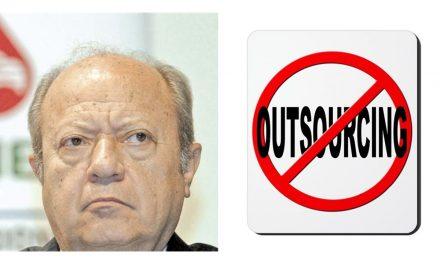 5to ENP: la #ReformaLaboral de @lopezobrador_ deja intacto el outsourcing y el corporativismo sindical