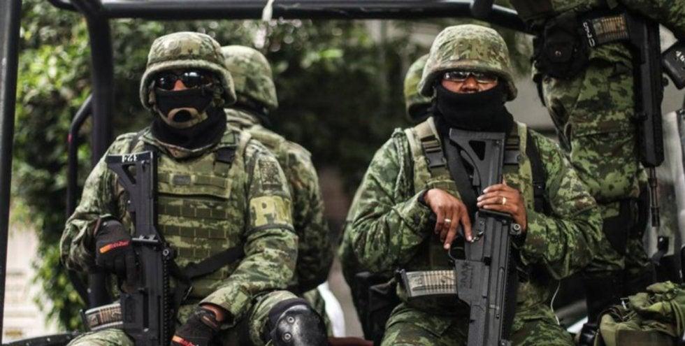CNDH: El Ejército y la Marina los cuerpos de seguridad que más recomendaciones acumulan por violaciones graves de derechos humanos.
