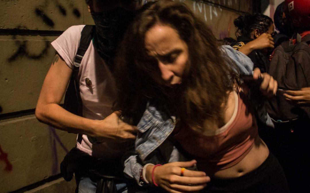 Manifiesto contra la violencia machista de las instituciones del estado