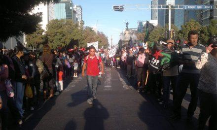 Justicia para el compañero Ricardo Mejía Samaniego