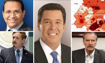 #NiUnaAbejaMenos Fox, Romero, Oliva y Márquez culpables de la #Inseguridad en #Guanajuato.