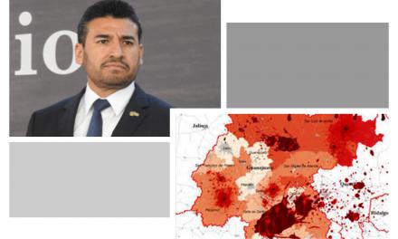 Fiscal carnal en #Guanajuato omiso en combate a la #inseguridad