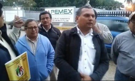 Reinstalacion inmediata a trabajadoras y trabajadores petroleros despedidos injustificadamente