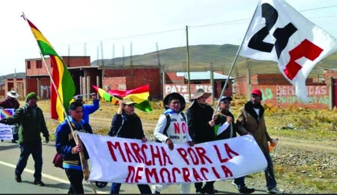 En Latinoamérica: territorio en disputa