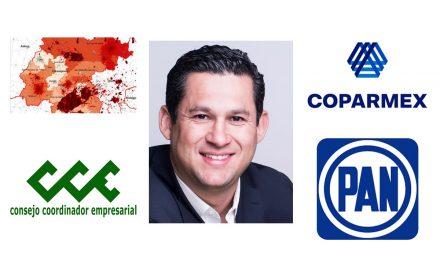 2019 récord histórico en homicidios en Guanajuato: resultado de políticas empresariales de seguridad pública.