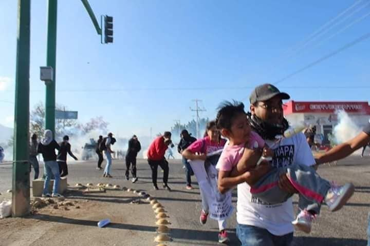 Destitución del gobernador de Chiapas