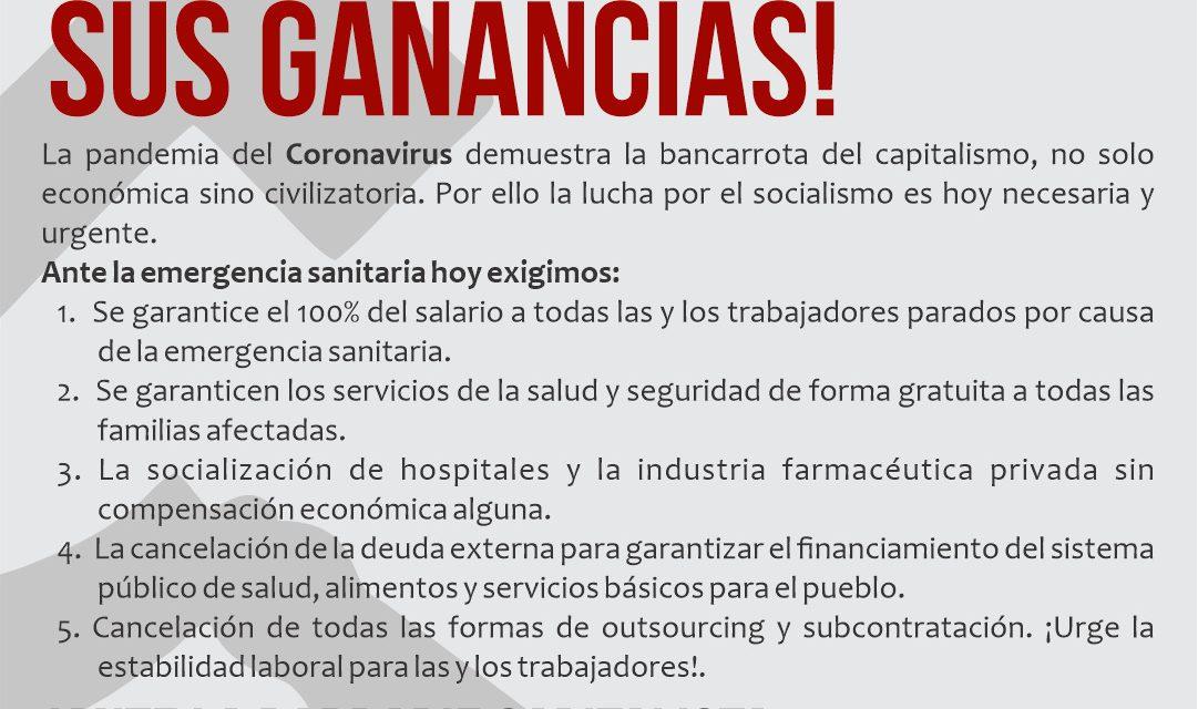 ¡Denuncia al explotador! Reporte de las empresas que violentan los derechos laborales del 1 al 17 de abril.
