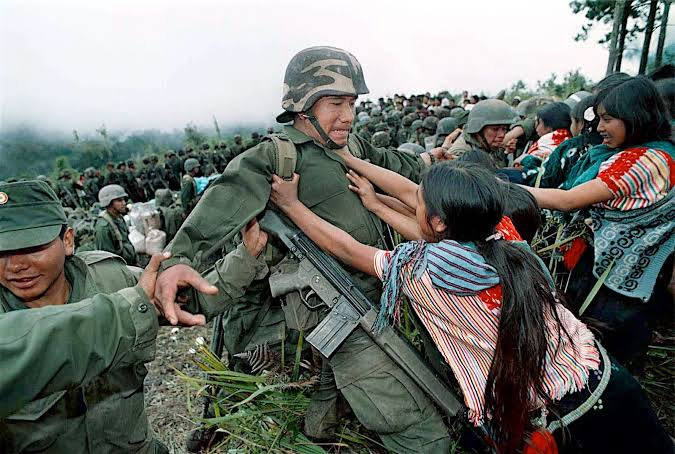 El Militarismo se ha impuesto en México
