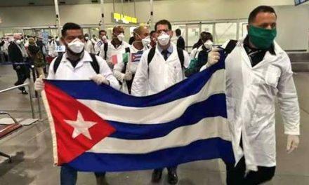 """¡CUBA SALVA! PREMIO NOBEL DE LA PAZ 2021 PARA LA BRIGADA """"HENRY REEVE"""""""