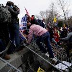 El Fascismo toca a la puerta del Capitolio