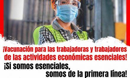 La clase trabajadora mueve a México